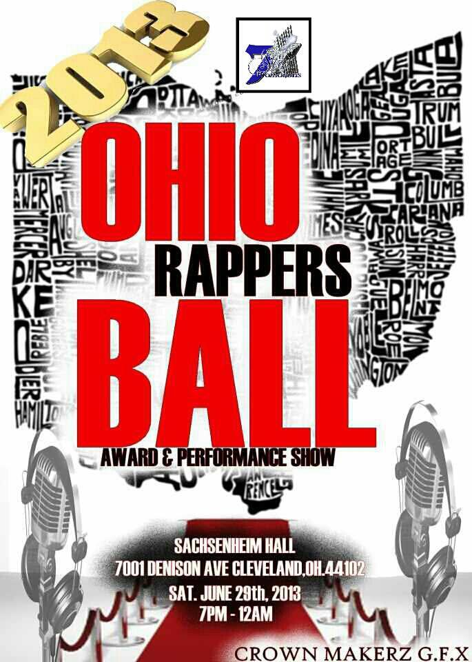 2013 Ohio Rappers Ball