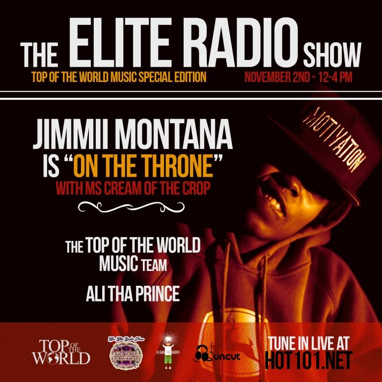 Jimmii Montana Flyer