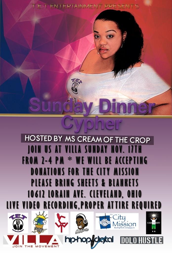 Sunday-Dinner-Villa-Flyer Nov