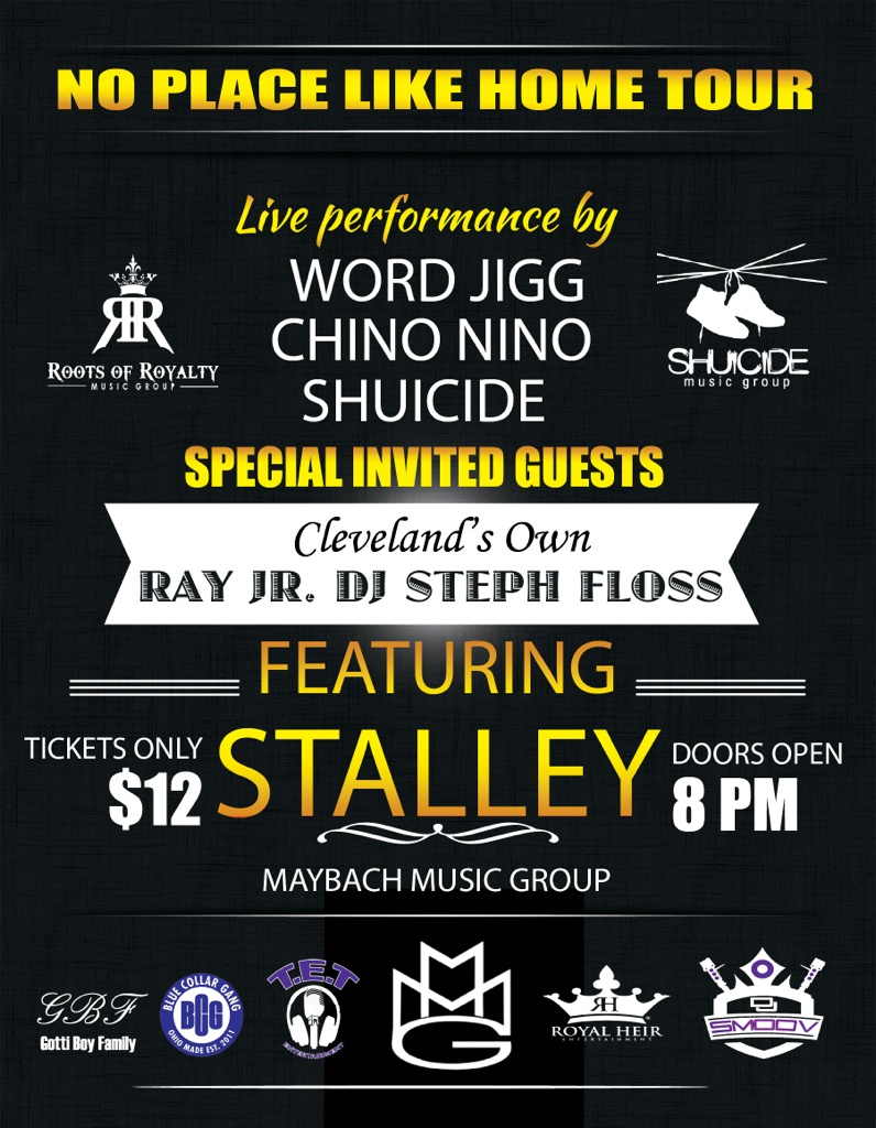 Youngstown Akron Stalley Back