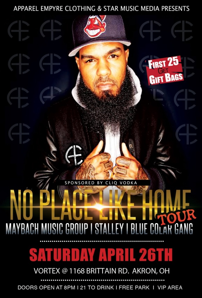 Youngstown Akron Stalley Front