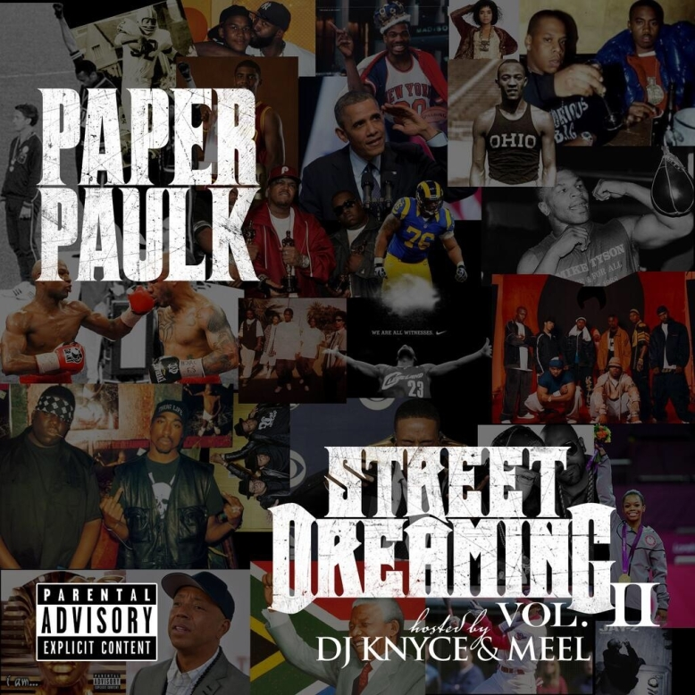 Street Dreaming 2 cover