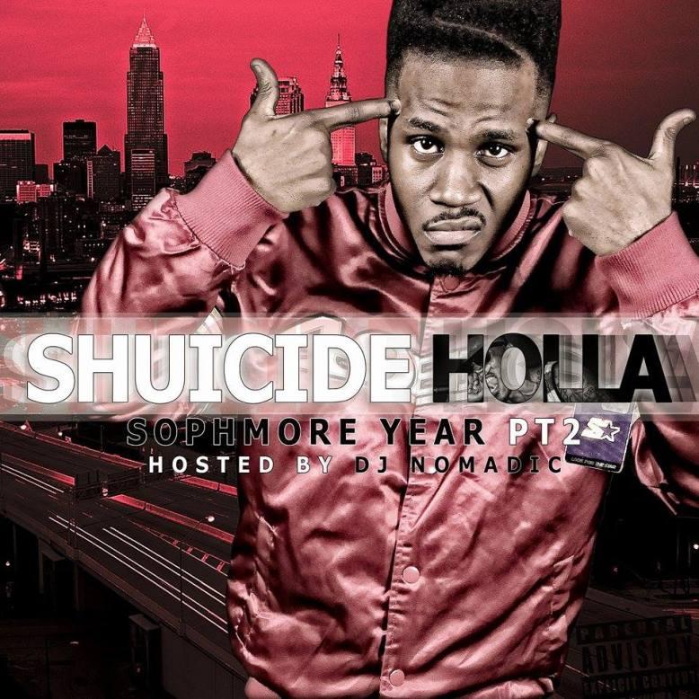Shuicide Holla Sophmore Pt2 cover