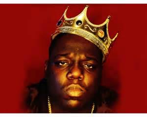 Notoriuos BIG with Crown