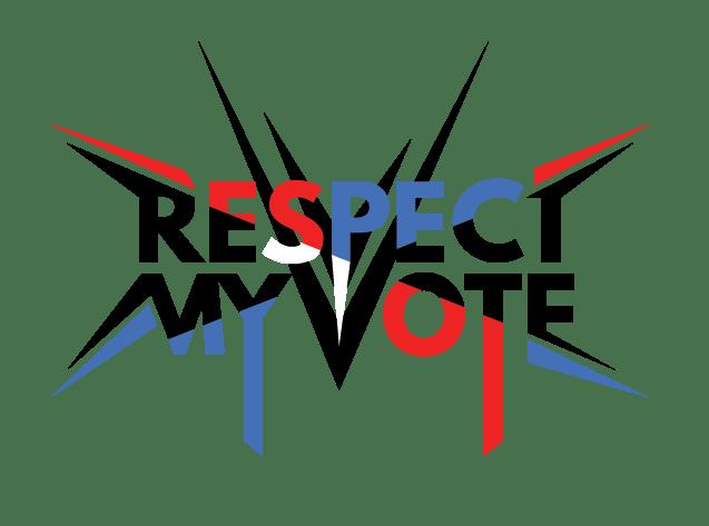 Respect My Vote Logo 2016