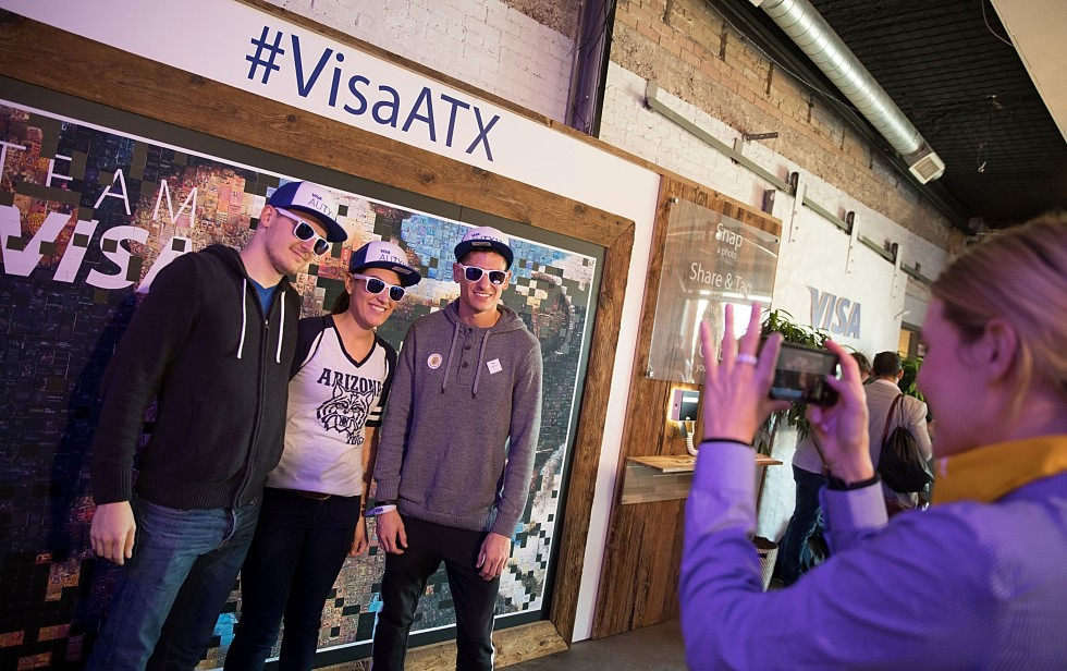 Surf Speakeasy Event at the Visa Everywhere Lounge